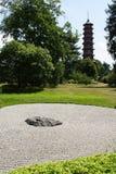 ιαπωνικό kew κήπων Στοκ Εικόνες