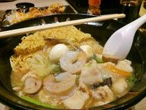 ιαπωνικό noodle στοκ εικόνες