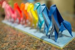 ιαπωνικό origami Στοκ Εικόνες