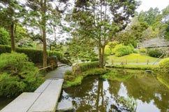 ιαπωνικό SAN Francisco τσάι κήπων Στοκ εικόνα με δικαίωμα ελεύθερης χρήσης