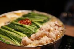 Ιαπωνικό sukiyaki Στοκ Εικόνες