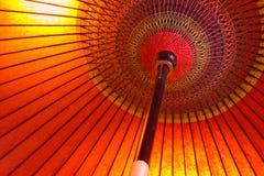 Ιαπωνικό Sunshade στοκ εικόνες