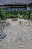 ιαπωνικό zen κήπων Στοκ Φωτογραφίες
