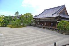 ιαπωνικό zen κήπων Στοκ εικόνες με δικαίωμα ελεύθερης χρήσης