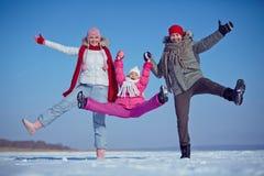 διασκέδαση πατέρων παιδιών που έχει να παίξει από κοινού Στοκ φωτογραφίες με δικαίωμα ελεύθερης χρήσης