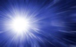 διαστημικό κείμενο γραμμών ενθέτων σχεδίου ανασκόπησης μπλε Στοκ εικόνες με δικαίωμα ελεύθερης χρήσης