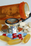 ιατρικά αυξανόμενα κράτη δ&alp Στοκ φωτογραφία με δικαίωμα ελεύθερης χρήσης