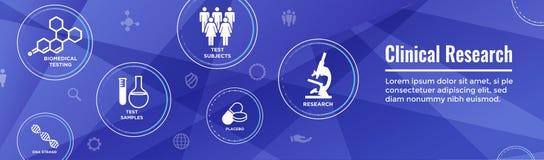 Ιατρικά εικονίδια υγειονομικής περίθαλψης με τους ανθρώπους που σχεδιάζουν την ασθένεια/Scientif διανυσματική απεικόνιση