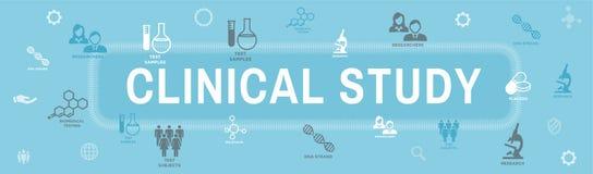 Ιατρικά εικονίδια υγειονομικής περίθαλψης με τους ανθρώπους που σχεδιάζουν την ασθένεια ή Scienti απεικόνιση αποθεμάτων