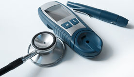 ιατρικά εργαλεία Στοκ Εικόνες