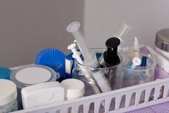 ιατρικά εργαλεία Στοκ εικόνα με δικαίωμα ελεύθερης χρήσης