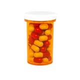 ιατρικά χάπια Στοκ εικόνες με δικαίωμα ελεύθερης χρήσης