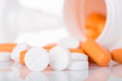 Ιατρικά χάπια Στοκ Εικόνα