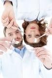 Ιατρικά όργανα Στοκ εικόνα με δικαίωμα ελεύθερης χρήσης