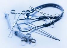 Ιατρικά όργανα Στοκ Εικόνες