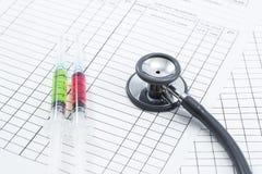 Ιατρική έννοια Στοκ Εικόνες