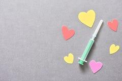 Ιατρική αγάπης Στοκ Εικόνα
