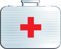 ιατρική βαλίτσα Στοκ Εικόνα