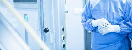 Ιατρική λειτουργία χειρουργικών επεμβάσεων λειτουργούντων δωματίων νοσοκομείων Στοκ εικόνες με δικαίωμα ελεύθερης χρήσης