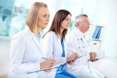 Ιατρική εκπαίδευση στοκ εικόνα με δικαίωμα ελεύθερης χρήσης