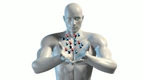 Ιατρική επιστήμη απόθεμα βίντεο