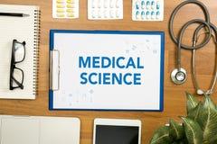 Ιατρική επιστήμη Στοκ φωτογραφίες με δικαίωμα ελεύθερης χρήσης