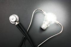Ιατρική ιδέα Στοκ Εικόνες