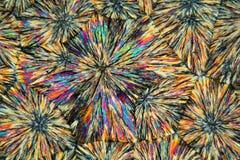 Ιατρική κάτω από το μικροσκόπιο Metamizole Στοκ Εικόνα