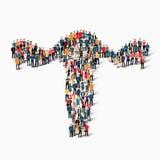 ιατρική μητρών ανθρώπων Στοκ εικόνα με δικαίωμα ελεύθερης χρήσης