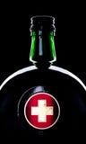 ιατρική μπουκαλιών Στοκ φωτογραφία με δικαίωμα ελεύθερης χρήσης