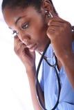 ιατρική νοσοκόμα γιατρών Στοκ φωτογραφία με δικαίωμα ελεύθερης χρήσης