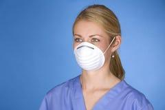 ιατρική νοσοκόμα Στοκ Εικόνες