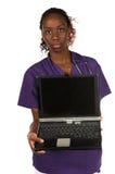 ιατρική νοσοκόμα Στοκ Φωτογραφίες