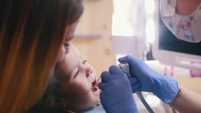Ιατρική, οδοντιατρική  απόθεμα βίντεο