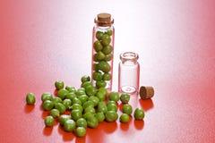 ιατρική τροφίμων σας Στοκ Εικόνα