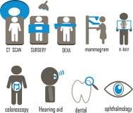 ιατρική υπηρεσία διανυσματική απεικόνιση