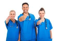 Ιατρική υπόδειξη επαγγελματιών στοκ φωτογραφία
