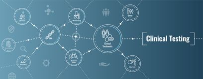 Ιατρικοί άνθρωποι εικονιδίων W υγειονομικής περίθαλψης που σχεδιάζουν την ασθένεια ή επιστημονικός απεικόνιση αποθεμάτων