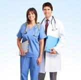 ιατρικοί άνθρωποι Στοκ Φωτογραφία