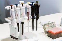 Ιατρικός εξοπλισμός στην έκθεση Στοκ εικόνες με δικαίωμα ελεύθερης χρήσης