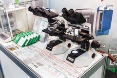 Ιατρικός εξοπλισμός στην έκθεση Στοκ Εικόνα