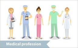 ιατρικό επάγγελμα ελεύθερη απεικόνιση δικαιώματος
