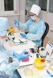 Ιατρικό εργαστήριο στοκ φωτογραφίες
