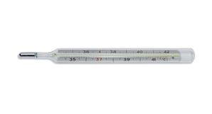 ιατρικό θερμόμετρο Στοκ Εικόνες