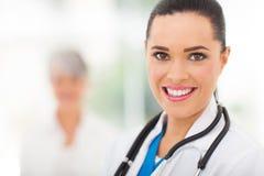 Ιατρικό πορτρέτο εργαζομένων Στοκ εικόνες με δικαίωμα ελεύθερης χρήσης