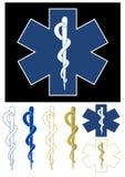 ιατρικό σύμβολο Στοκ εικόνες με δικαίωμα ελεύθερης χρήσης
