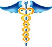 ιατρικό σύμβολο Στοκ Εικόνα