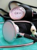 ιατρικό σύνολο Στοκ φωτογραφία με δικαίωμα ελεύθερης χρήσης