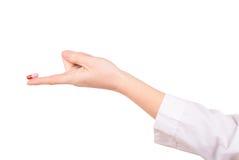 ιατρικό χάπι χεριών στοιχείων σχεδίου Στοκ Εικόνες