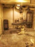 Ιατρικό δωμάτιο USS Αλαμπάμα στοκ εικόνα με δικαίωμα ελεύθερης χρήσης